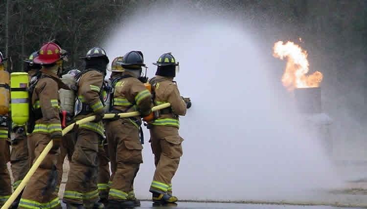 1. Seviye Yangın Eğitici Eğitimi