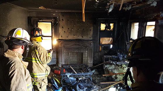 4. Seviye Yangın Eğitici Eğitimi